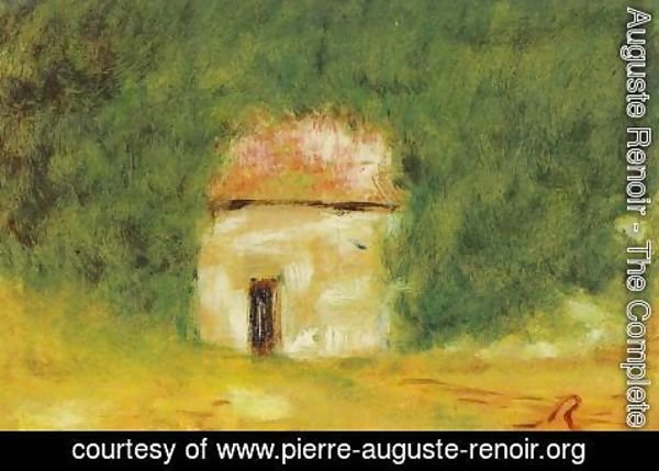 Pierre Auguste Renoir - The Little House
