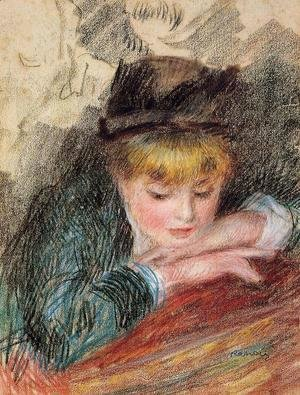 Pierre Auguste Renoir - The Loge