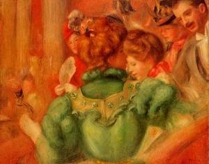 Pierre Auguste Renoir - The Loge2
