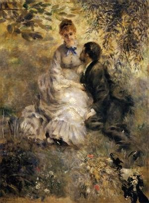Pierre Auguste Renoir - The Lovers