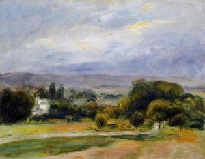 Pierre Auguste Renoir - The Path