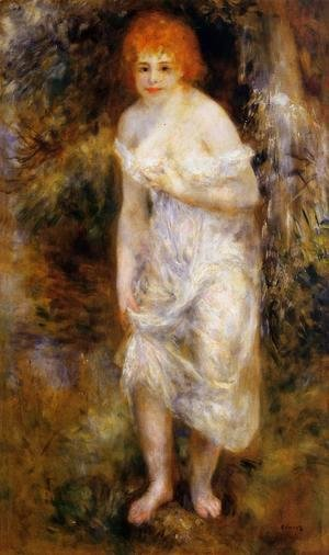 Pierre Auguste Renoir - The Spring