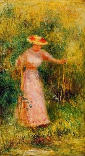 Pierre Auguste Renoir - The Swing