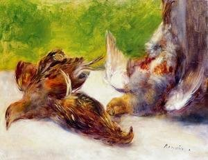 Pierre Auguste Renoir - Three Partridges