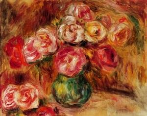Pierre Auguste Renoir - Vase Of Flowers5