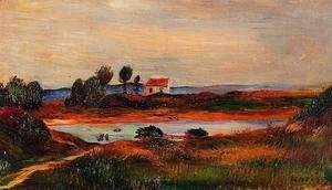Pierre Auguste Renoir - View Of Brittany