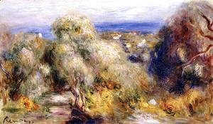 Pierre Auguste Renoir - View Of Cannet