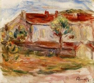 Pierre Auguste Renoir - White House