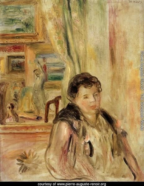 Woman In An Interior2